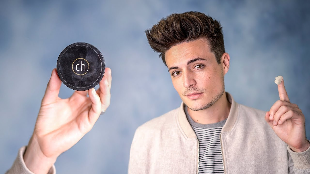 mens hair styling product chaptr styling review is this youtubers hair 3085 | maxresdefault