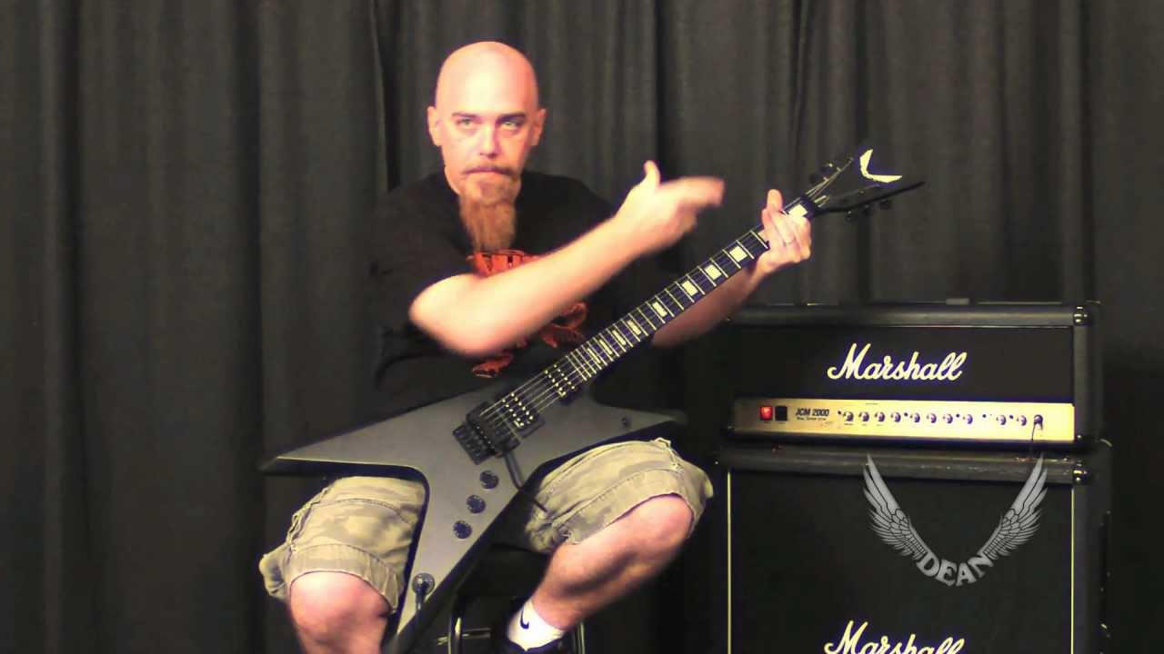 Dean Product Spotlight Dean Ml Modifier Electric Guitar Youtube