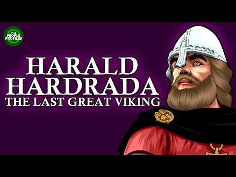 Harald Hardrada Documentary - Biography Of The Life Of Harald Hardrada: The Last Great Viking