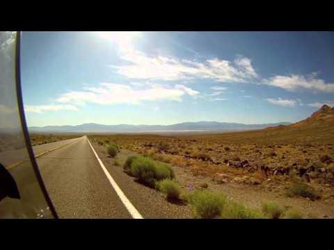 The Mojave Desert - 7000KM Trip
