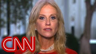 Conway to Cuomo in fiery debate: I'll walk away