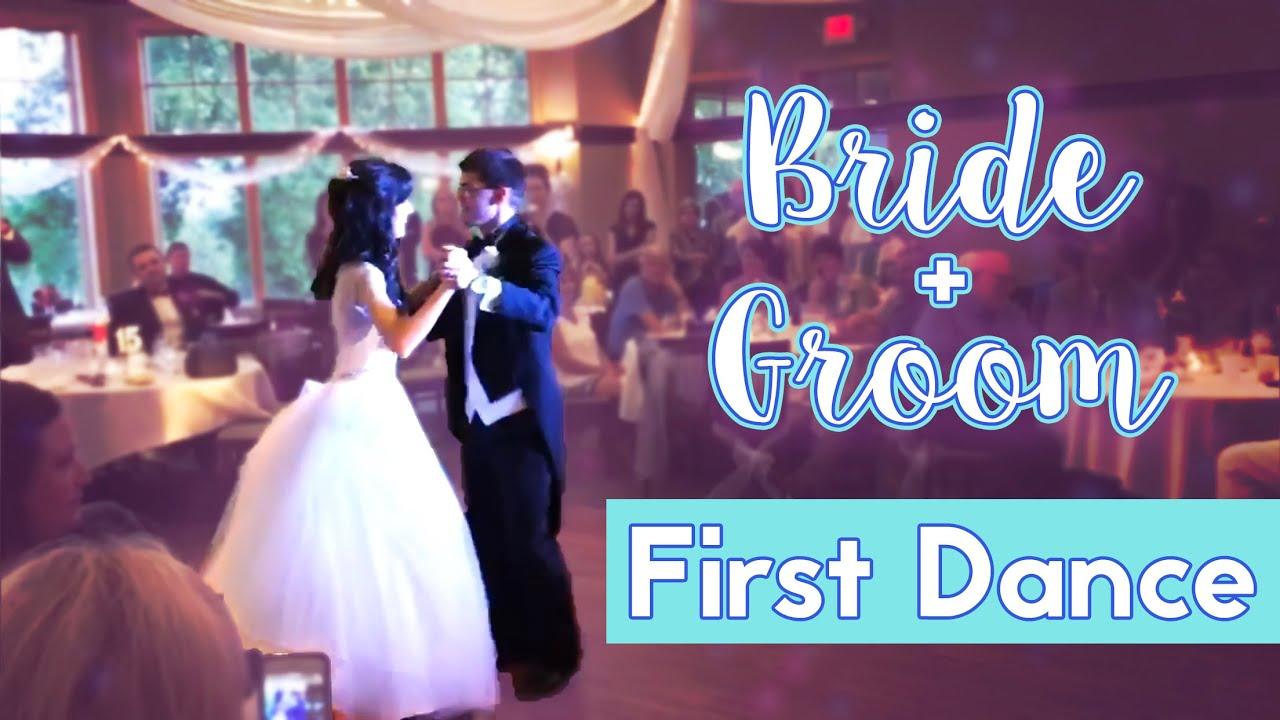 Wedding Waltz Bride Groom First Dance Part 2