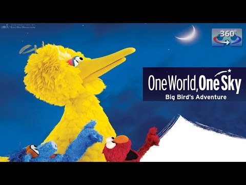 One World, One Sky - Fulldome Trailer 360°