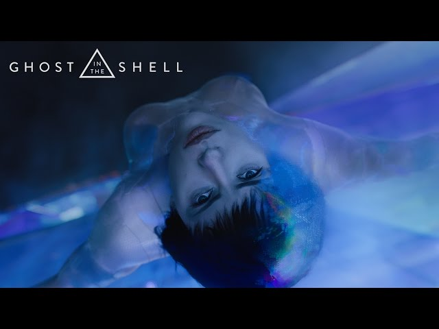 Ghost In The Shell | Final Trailer | Paramount Pictures UK