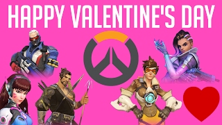 From Overwatch on Valentine's Day