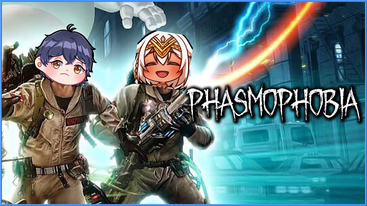 【Phasmophobia】I do not ABANDON HIM!《Eng Sub》【VTuber】