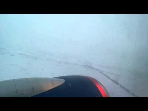 Барнаул Москва Взлет Boeing 737-800 NG Аэрофлот