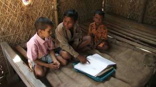 Child-to-child programme offers education in rural Bangladesh