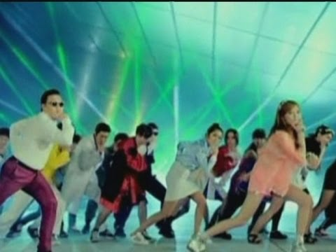 Psy's Gangnam Style breaks Guinness World Record