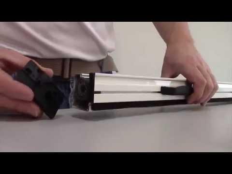 Installazione zanzariera avvolgibile fai da te istruzioni per il montaggio youtube - Tenda doccia fai da te ...