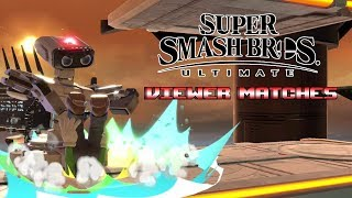 🔴 Live - Super Smash Bros. Ultimate - Viewer Matches #7 (!add to Fight Me)
