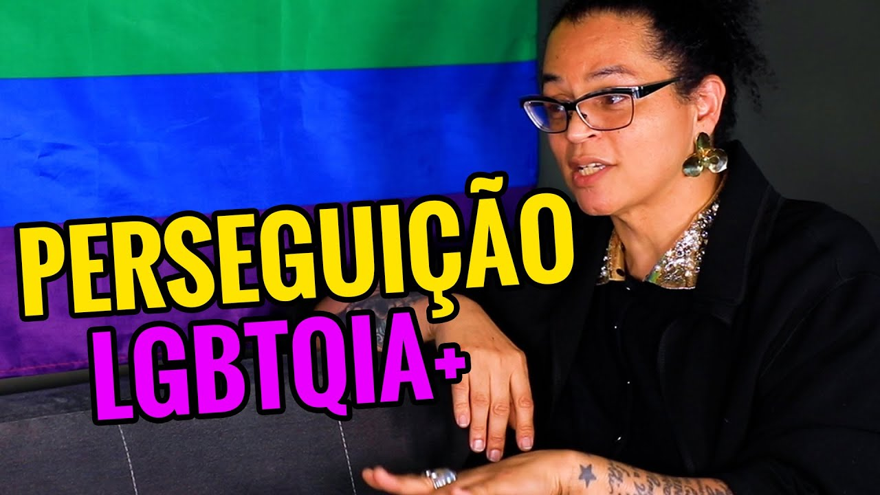 NEON CUNHA: PERSEGUIÇÃO LGBTQIA+ NA DITADURA MILITAR!!! | #MatheusMazzafera
