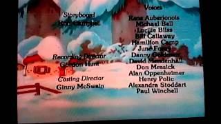 Smurf's Christmas credits