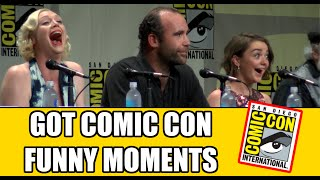 Baixar Game of Thrones Funny Comic Con Moments