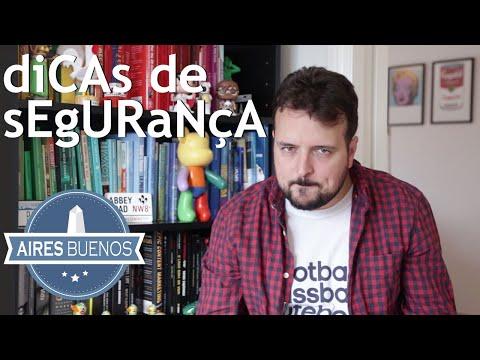 Dicas de segurança em Buenos Aires - Aires Buenos TV
