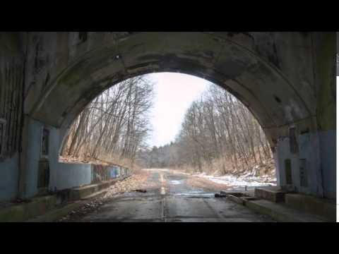 Abandoned Pa. Turnpike tunnel in Somerset County, Pa.