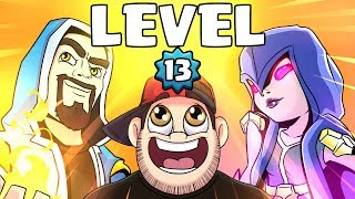 Clash Royale: LEVEL MAXIMO FINALMENTE ‹ AMENIC ›
