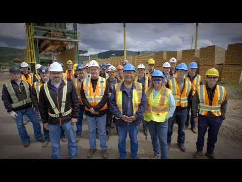 From Forest To Port: Linking Canada's Forest Products To The World