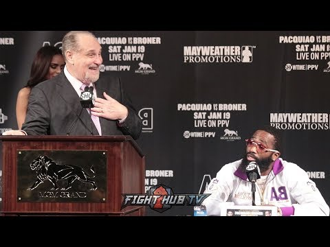 ADRIEN BRONER GOES OFF ON AL BERNSTEIN YOURE AGAINST ME!