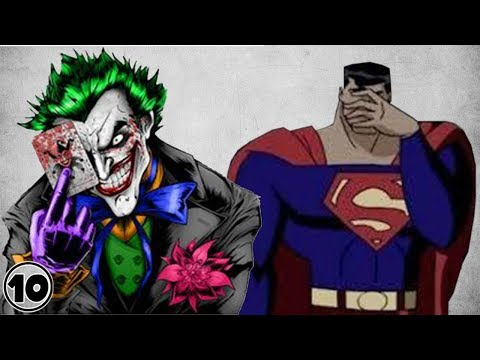 Top 10 Villains Who Can Defeat Superman