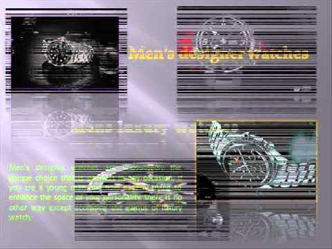 Designer watches by Certified Watch Store