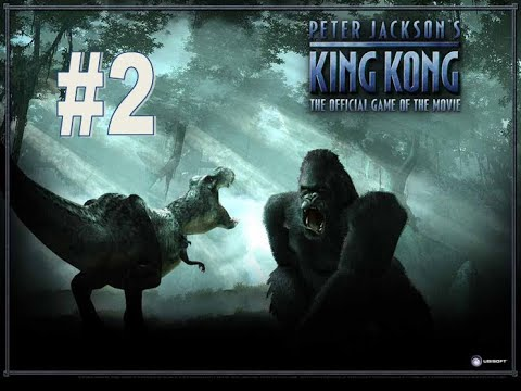 [PS2/FR]  King Kong The Official Game Of The Movie Walkthrough Part 2