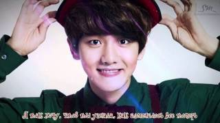 EXO-K - The First Snow (рус. саб)