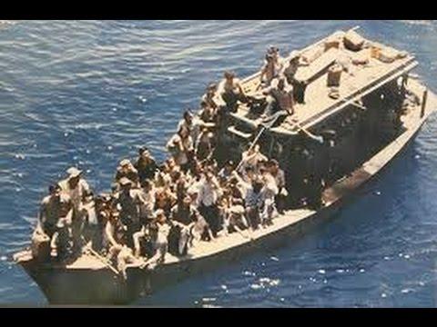 Nỗi Khổ Của Một Thuyền Nhân - Vietnamese Boat People
