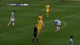 Video Gol Pertandingan Huddersfield Town vs Udinese