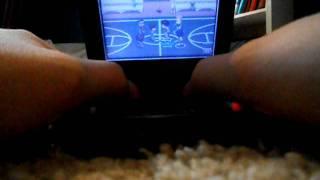 GBA Backyard Basketball 2007 Gameplay Wade
