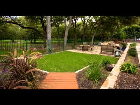 san antonio patios - high end landscape