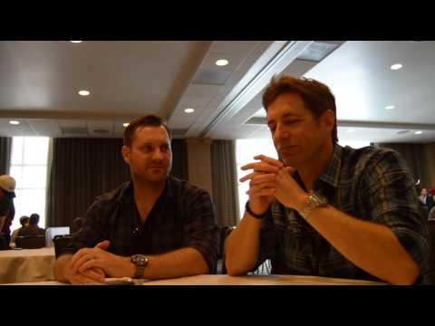 THE FLASH  SDCC 2016  Aaron Helbing and Todd Helbing