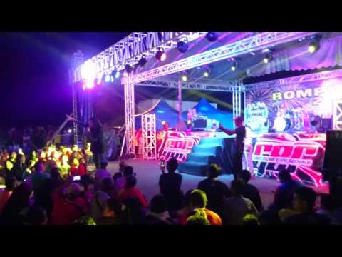 MaelXPDC live in pesta Rompin - cinta kenangan silam