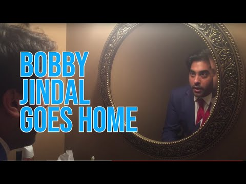 When Bobby Jindal Goes Home...