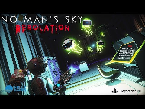 No Man's Sky Beyond PSVR | DESOLATION Update | Livestream (1080p60fps) from YouTube · Duration:  1 hour 32 minutes 9 seconds
