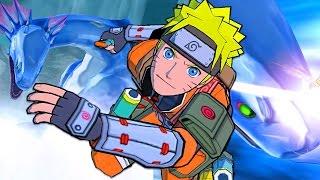 WATER DRAGON! | Naruto Shippuden: Dragon Blade Chronicles - Walkthrough Part 3, Gameplay Wii