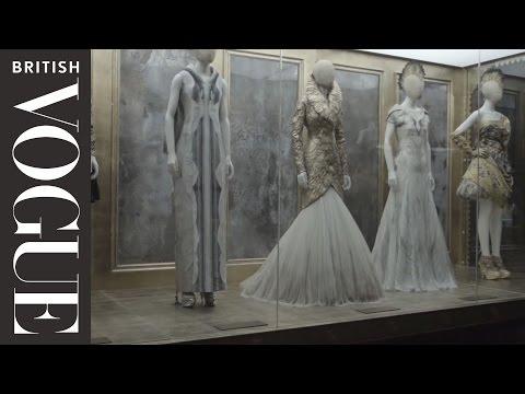 Inside Alexander McQueen: Savage Beauty   British Vogue