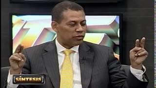 Guido explica presión que hace ley de partidos al PRD.