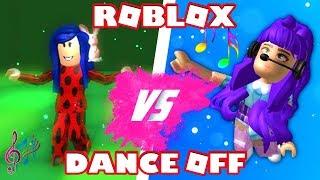 ROBLOX DANCE OFF 🐞Uğur Böceği İle Eğlenceli Dans 🐞 Türkçe Roleplay Simulator 🐞 Rolblox New