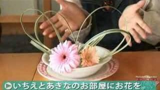 田中いちえ・青島あきな 「お部屋にお花を」番組宣伝 (0711) 青島あきな 動画 30