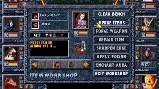 Grimoire : Item Workshop