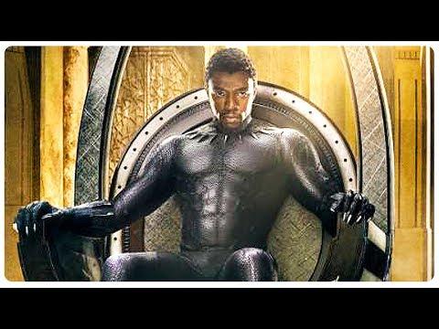 Black Panther Trailer (Extended) 2018 Marvel Superhero Movie HD