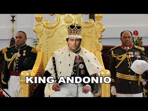 KING ANDONIO - RE D'INGHILTERRA