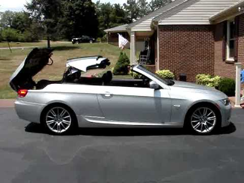 2010 BMW 335i Convertible  YouTube