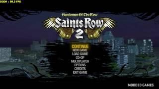 Saints Row 2 MOD- High Quality Texture Pack