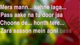 Mera Mann Kehne Laga Karaoke version - Nautanki Saala