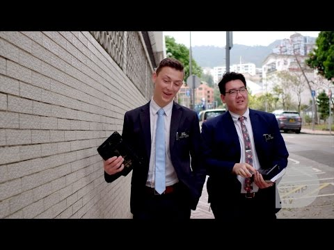 Day In The Life Of Mormon Missionaries
