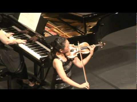 Paganini Violin concerto No.1(1st mov.) 박수예 Sueye Park(11years old)