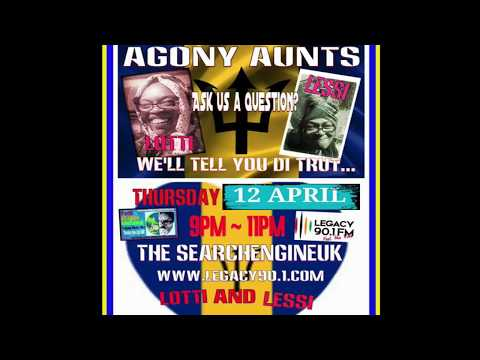Bajan - Agony Aunts with a Difference - The Lotti and Lessi Show