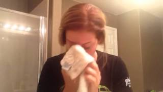 it works exfoliating peel removal application of facial